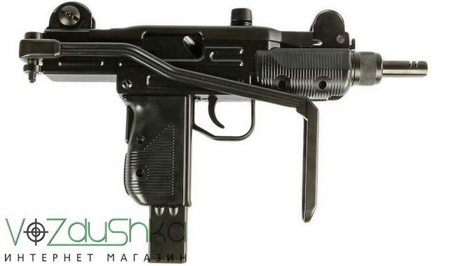 kwc uzi kmb-07 пневматический пистолет узи