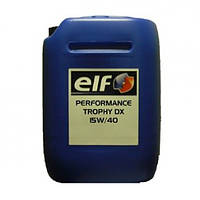 Масло моторное Elf 15W-40 Performance Trophy DX 20л