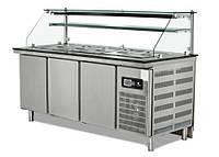 Стол-саладетта GGM SAE200 (холодильный)