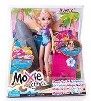 """Кукла Эйвери """"С плавающим дельфином"""", Moxie  503125"""