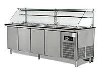 Стол-саладетта GGM SAE255 (холодильный)
