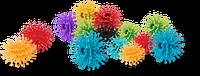 """Мягкий конструктор липучка Банчемс 300 """"Вязкий пушистый шарик"""", шарики липучки, интерактивный, Bunchems"""