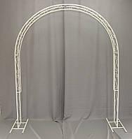 Декоративная арка, ковка 002/АСС-01/2/582