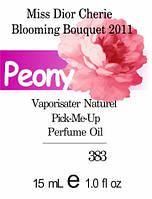 Парфюмерное масло на разлив Miss Dior Cherie Blooming Bouquet 2011 Christian Dior