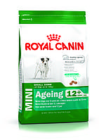 Royal Canin Mini Ageing 12+ - корм для собак мелких пород старше 12 лет  1,5 кг, фото 1