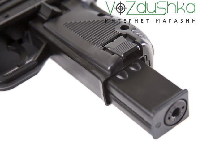 прижимной винт магазина пневматического пистолета пулемета uzi