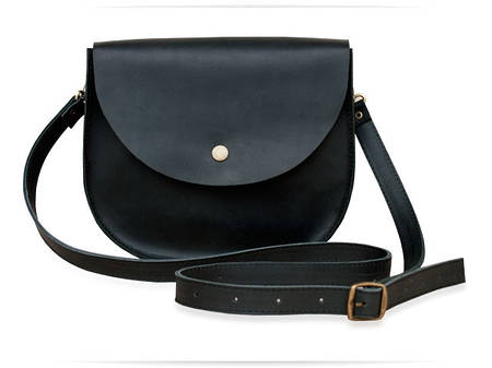 Сумка - сідло Bag black Saddle