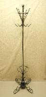 Вешалка кованая напольная 005/VECH3/1510