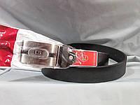 Ремень мужской брючный оптом, ширина 4 см, пряжка гвоздик с разными надписями, кожзам, фото 1