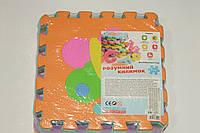 Развивающий коврик мозаика 2613 Животные