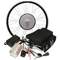 Электронабор для велосипеда 48V500W Стандарт 28 дюймов передний, фото 1