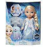 """Лялька співає Велика Ельза Дісней """"Північне Сяйво"""" - Disney Frozen Northern Lights Elsa, фото 2"""