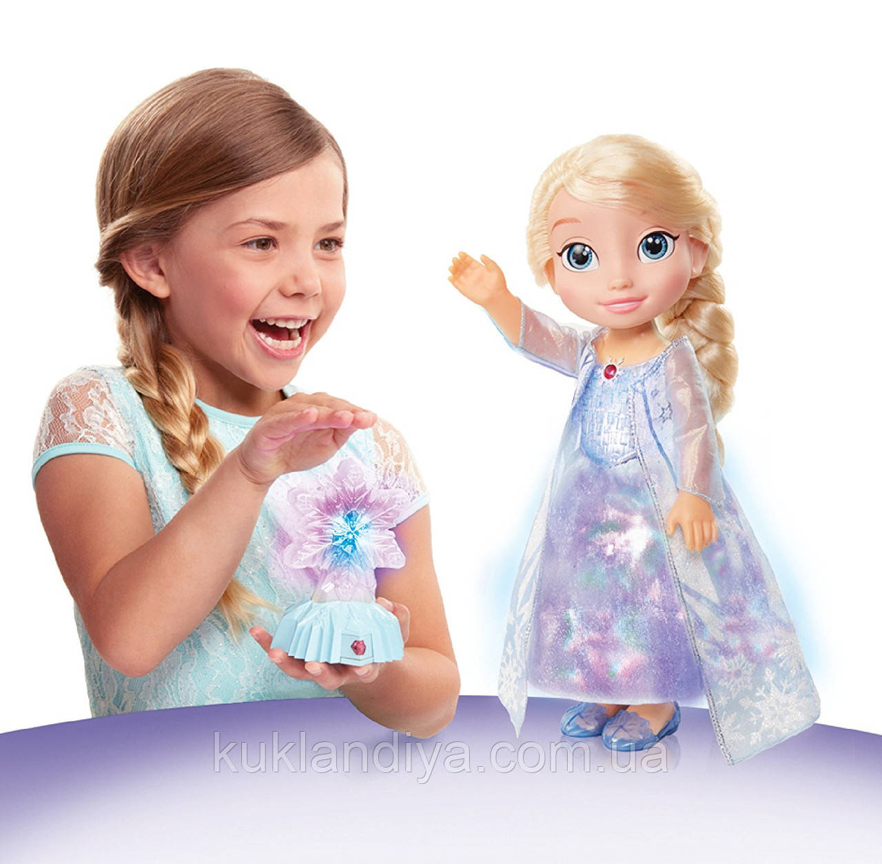 Кукла Эльза поющая Северное Сияние - Disney Frozen Northern Lights Elsa