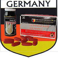 Настоящая Германская овчарка Оригинал (10 таб.) совместим с алкоголем! Виагра, сиалис, камагра