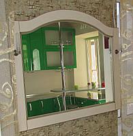Зеркало Диона-1 бьянко (950*20*820) с подсветкой, ТМ Николь