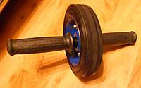 Ролик гимнастический,колесо для пресса