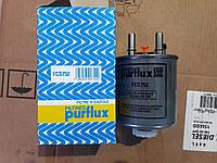 Топливный фильтр Purflux PX FCS 752 с отверстием под датчик и подогреватель (Renault)