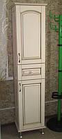 Пенал Диона бьянко с золотом (450х350х1950)