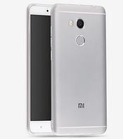 Силиконовый чехол бампер Xiaomi Redmi 4, фото 1