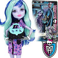 Кукла Monster High Твайла новый скарместр Монстер Хай Twyla New Scaremester