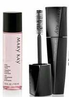Набор, средство для снятия макияжа, тушь Lash Intensity, косметика Mary Kay, мери