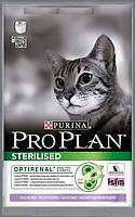 АКЦИЯ! ProPlan Sterilised с индейкой (для кастрир./стерилиз. котов) 1.5кг