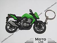 Брелок мотоцикл Kawasaki Z750/Z1000 YSK026 (силикон)