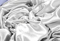 Ткань Креп-сатин Белый