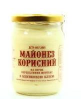 Первый майонез в Украине на сырых перепелиных желтках