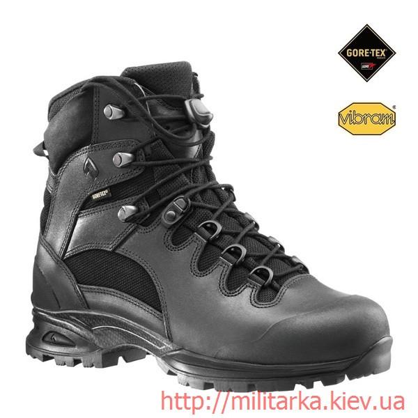 Ботинки Haix Scout черные