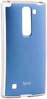 Чехол VOIA (original) на LG Spirit Y70 H422 - Jell Skin Blue