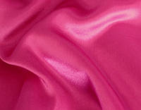 Ткань Креп-сатин Малиновый