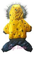 Комбинезон зимний для собак А-23