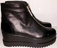 Ботинки женские зимние № 512 натуральная кожа ВЕРОН