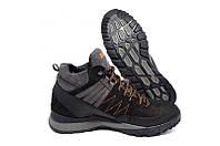 Мужские зимние кроссовки спортивные ботинки Timberland Black