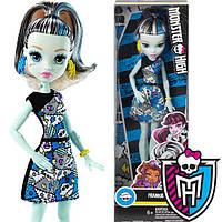 Кукла Monster High Frankie Stein  Монстер Хай Фрэнки Штейн Школа монстров Бюджетный выпуск