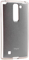 Чехол VOIA (original) на LG Magna Y90 H502 - Jell Skin Silver