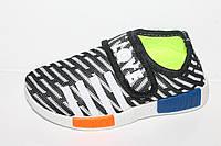 Детские модные кеды оптом. Спортивная обувь для мальчиков от фирмы GFB F212-2 (12пар 26-31)