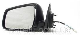Зеркало левое электро с обогревом LANCER X 08-