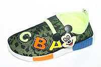 Детские модные кеды оптом. Спортивная обувь для мальчиков от фирмы GFB F211-1 (12пар 26-31)