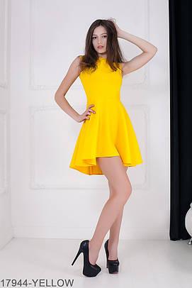 Жіноче літнє жовте плаття Gersy Розпродаж (L)