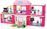 Констуктор Barbie Mega Bloks Fab Mansion