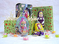 """Детский набор со сладостями """"Маша"""" Арт.49"""
