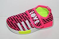 Спортивная обувь. Детские кеды для девочек от GFB G105-4 (12пар 20-25)