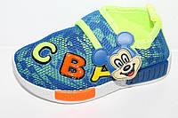 Спортивная обувь. Детские кеды для мальчиков от GFB G103-2 (12пар 20-25)