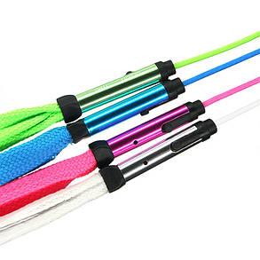 Наушники шнурки Handfree (Фиолетовые), фото 2