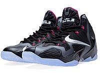 Баскетбольные кроссовки Nike LeBron XI 11 Miami Nights
