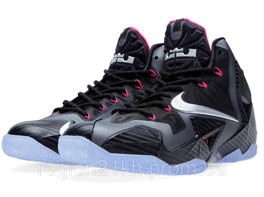 Баскетбольные кроссовки Nike LeBron XI 11 Miami Nights - REGION21 в Харькове 9c860bfd426