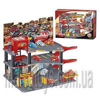 Парковка гараж Тачки + 6 машинок, 3 Этажа Р 1299