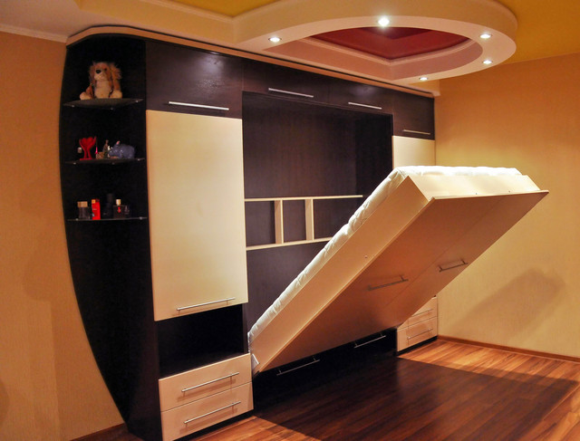 Шкафы-кровати трансформеры